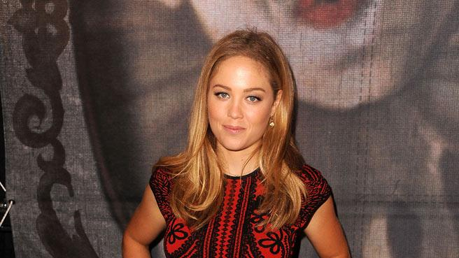 "Erika Christensen arrives at Spike TV's ""Scream 2011"" at Universal Studios on October 15, 2011 in Universal City, California."
