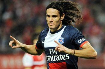 Valenciennes 0-1 Paris Saint-Germain: Clinical Cavani gives Parisians win