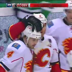 Calgary Flames at Dallas Stars - 03/30/2015