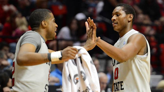 NCAA Basketball: Fresno State at San Diego State