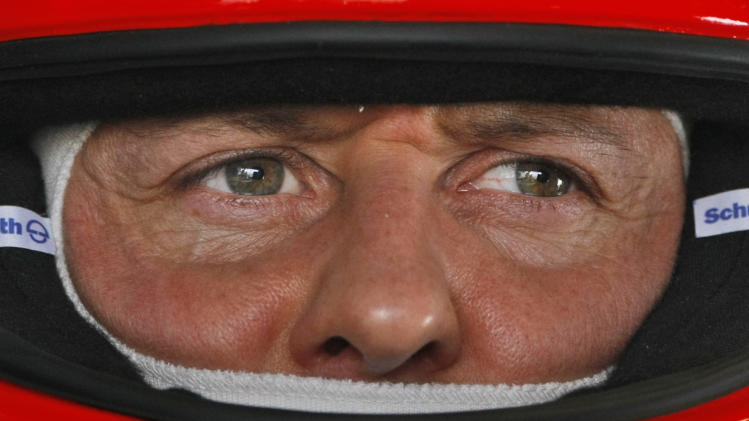 Schumacher stable but brain injury still critical