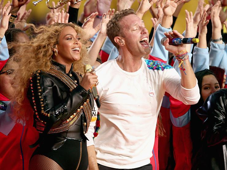 Beyoncé once rejected a Coldplay song by telling Chris Martin it was 'awful'