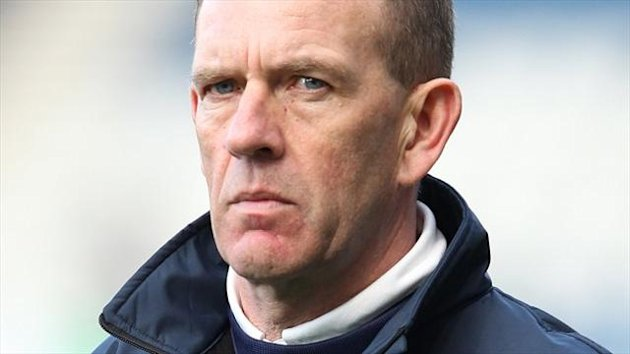 Kenny Shiels is relishing the opportunity to manage Greenock Morton