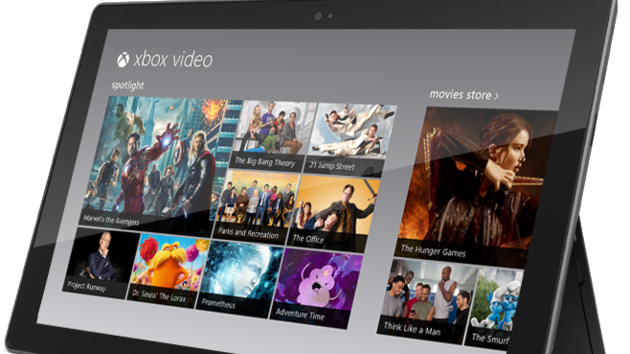 Xbox Video launches on the web ahead of Windows Phone version