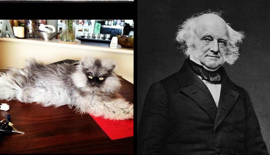 12 Weirdest Things That Look Like U.S. Presidents