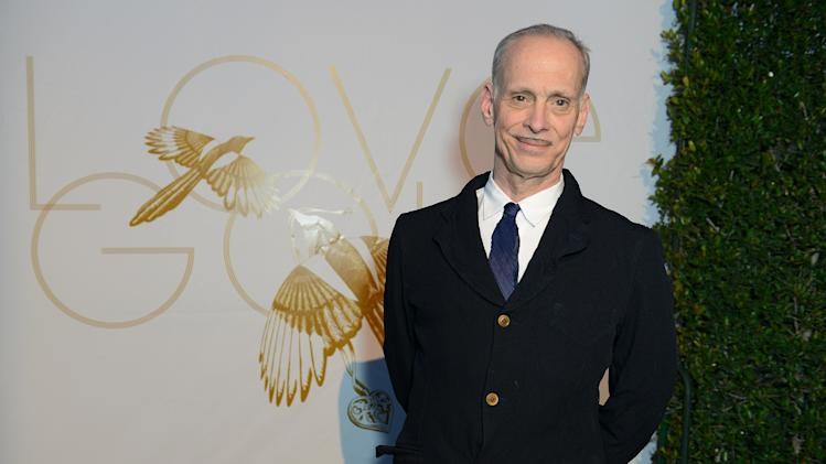 "John Waters attends LoveGold/EJAF Celebrate ""How to Survive a Plague"" at Chateau Marmont on February 22, 2013 in Los Angeles. (Photo by Jordan Strauss/Invision for LoveGold/AP Images)"
