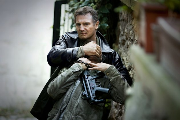 Liam Neeson is returning for the second Taken instalment