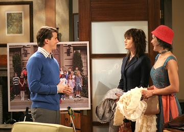 "Jason Ritter, Lizzy Caplan and Heather Goldenhersh CBS' ""The Class"" Class"