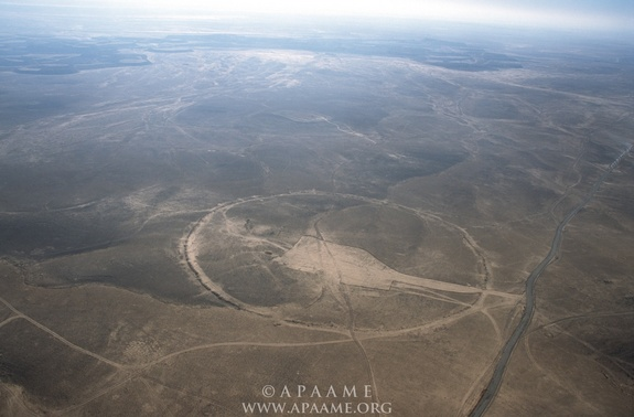 Ancient Stone Circles in Mideast Baffle Archaeologists