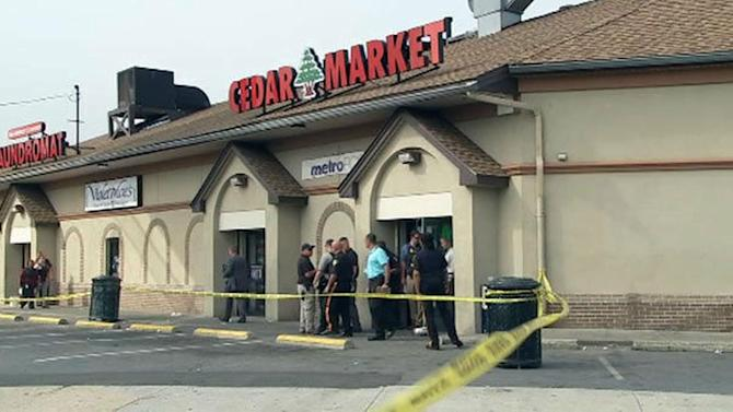 Store clerk killed in Atlantic City robbery; suspect shot by police