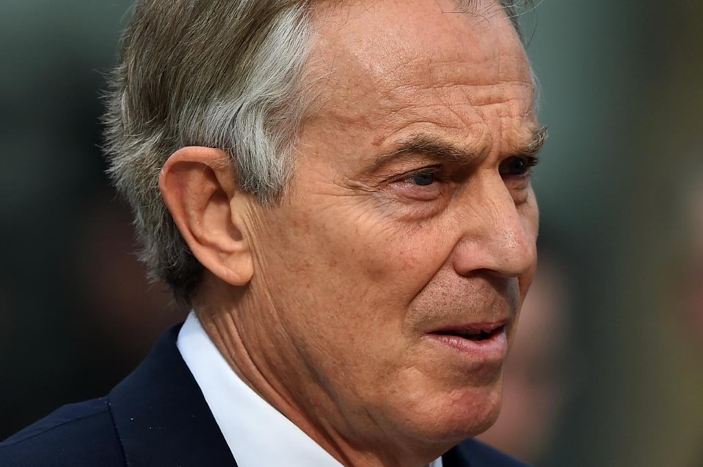 Former British PM Blair quits as Middle East envoy