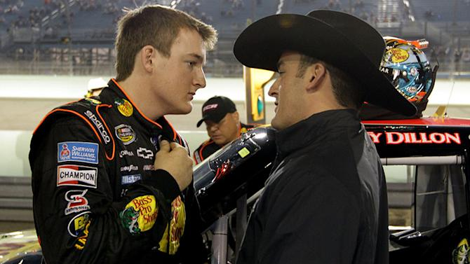 Ty Dillon striving for second-year step up