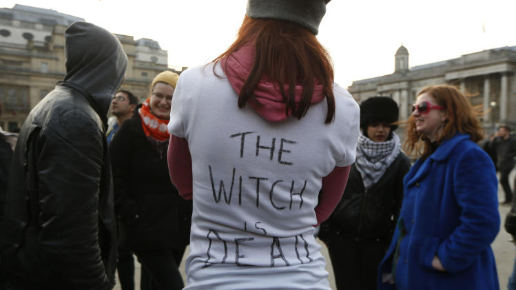 BBC faces dilemma as anti-Thatcher song tops chart