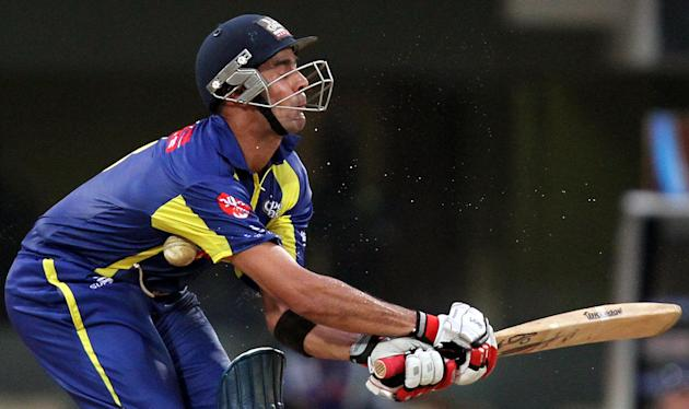 Cape Cobras v Trinidad & Tobago - 2011 Champions League Twenty20