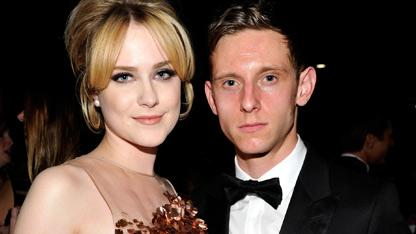 Evan Rachel Wood Marries Jamie Bell