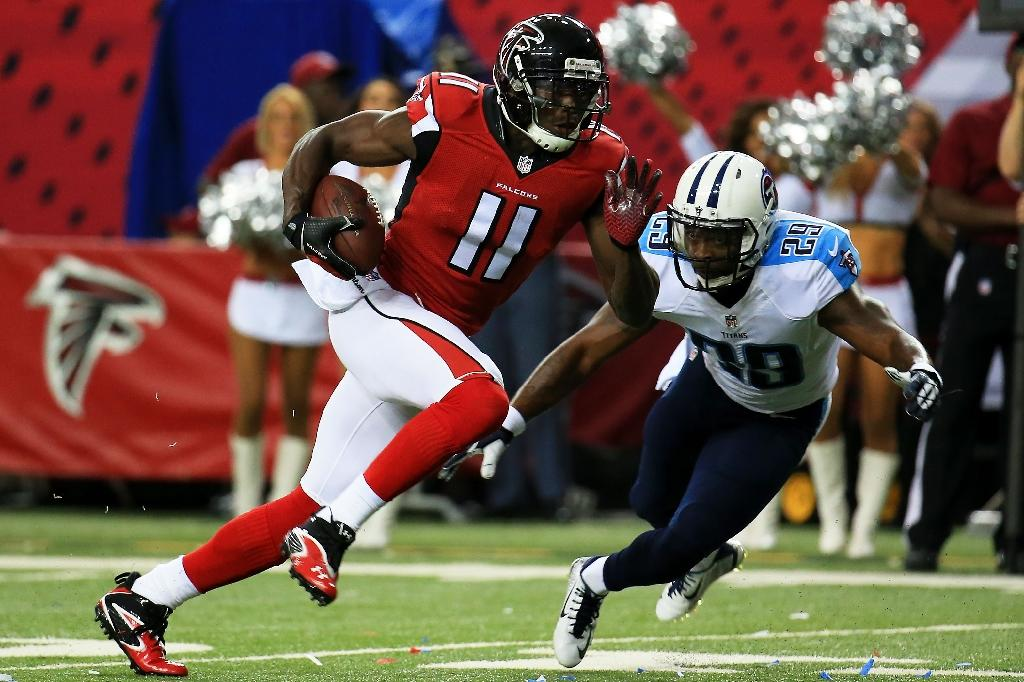 Falcons ink receiver Jones for reported $71.25 million