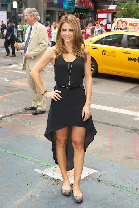 Maria Menounos/Splash News