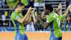 "Seattle Sounders get pleasant surprise in full 90 minutes from Obafemi Martins: ""I'm all good now"""