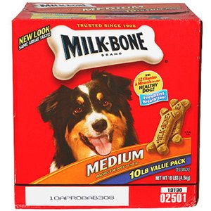 6. Milk Bone