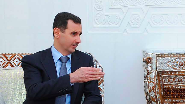 Bashar Assad Could Be Charged With War Crimes
