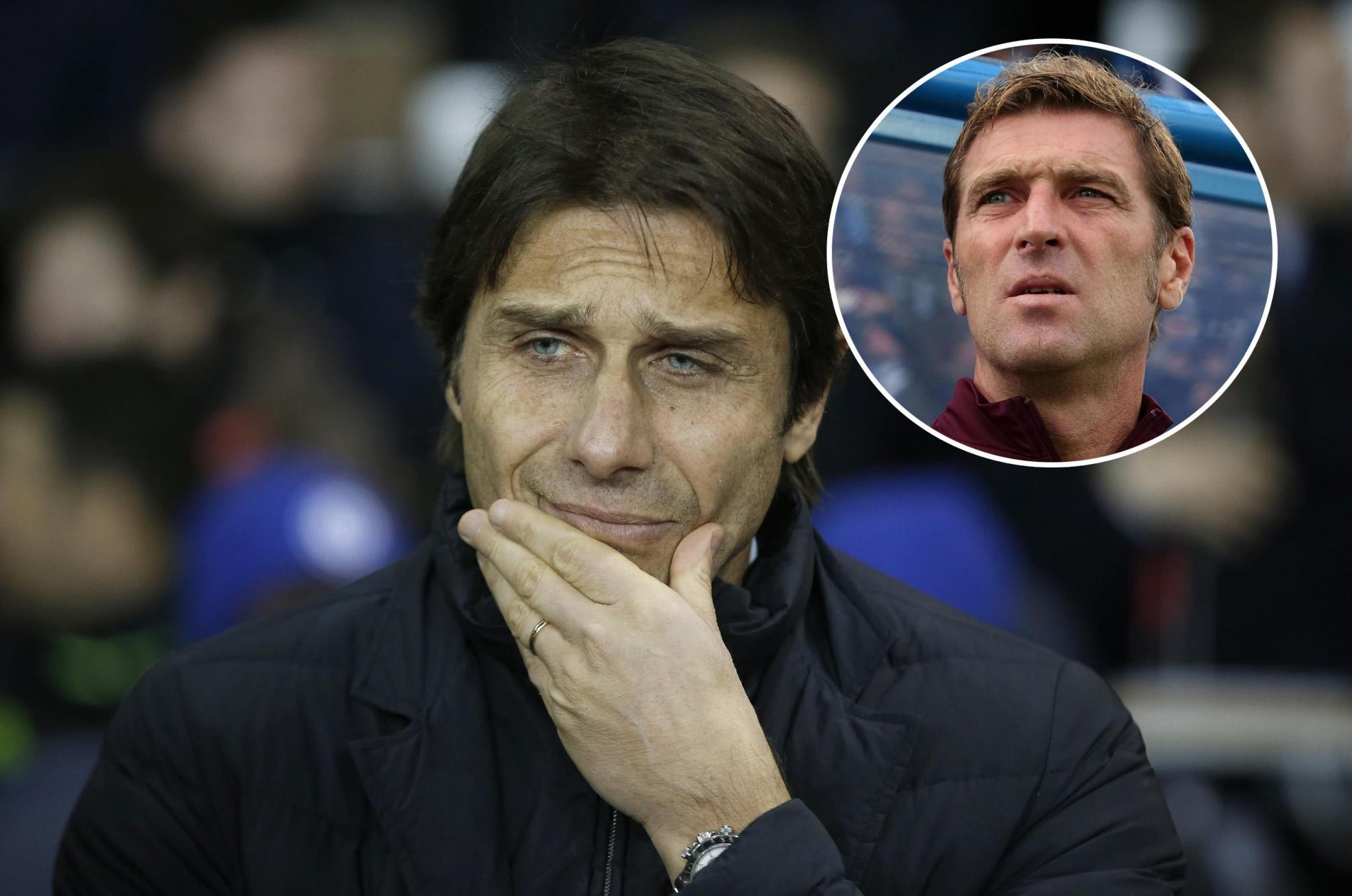 Massimo Carrera: Meet the coach who snubbed Antonio Conte's Chelsea revolution to go it alone in Russia