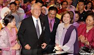 Najib defends takeover of women ministry post