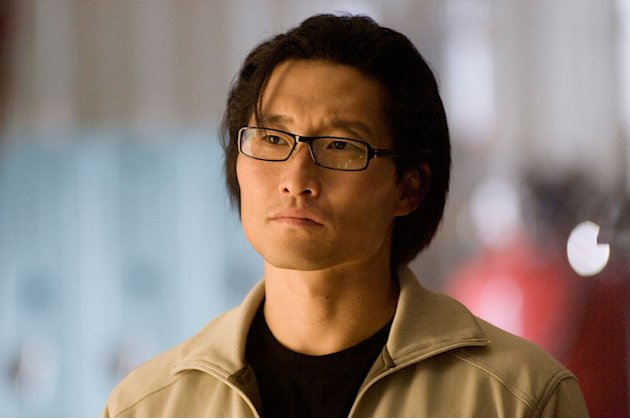 "Daniel Dae Kim as Dr. Tsi Chou in A&E's original mini-series ""The Andromeda Strain."""