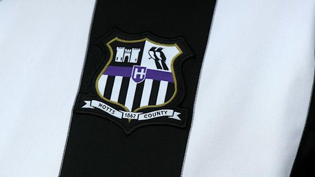 2009 Notts County badge crest logo
