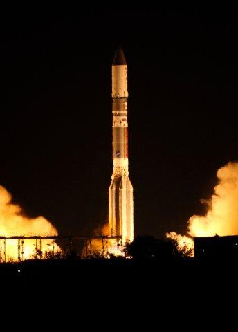 ASTRA 2E Satellite Launched Successfully