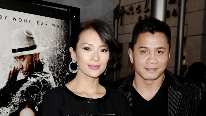 "Screening Of The Weinstein Company's ""The Grandmaster"" - Red Carpet"