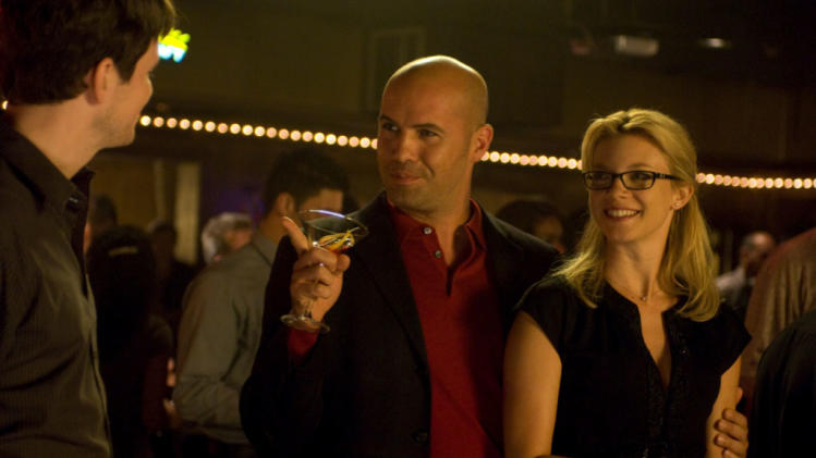 Tom Malloy Billy Zane Amy Smart Love N' Dancing Production Stills Screen Media 2009