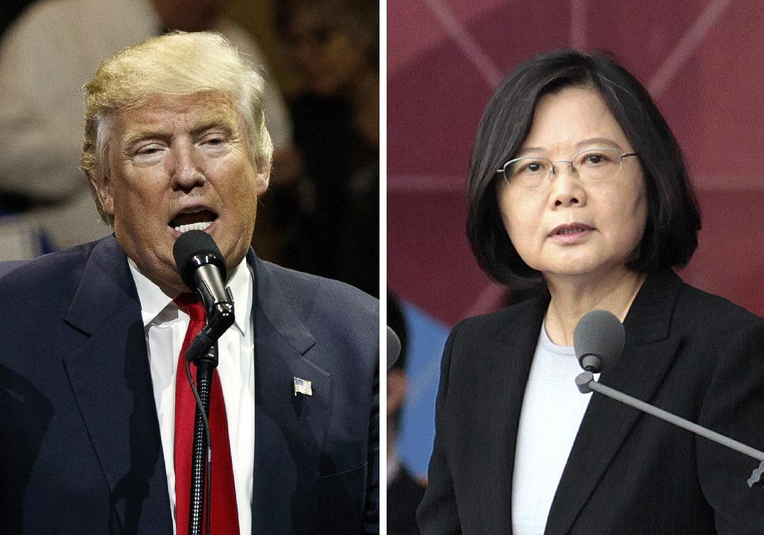 Was Trump's Taiwan contact a policy shift or a misstep?