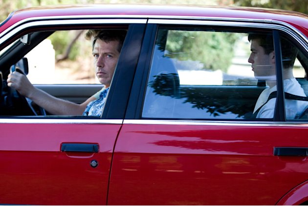 Ben Mendelsohn James Frecheville Animal Kingdom Production Stills Sony Pictures Classics 2010