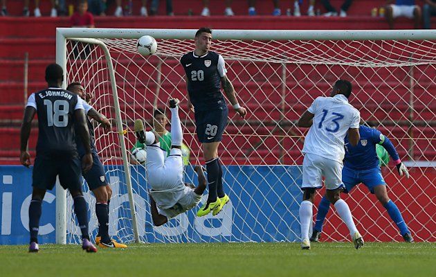 United States v Honduras - FIFA 2014 World Cup Qualifier
