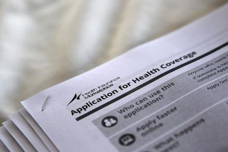 U.S. government says Obamacare could affect up to 29 percent of taxpayers