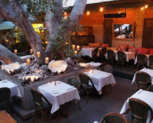 A collection of the best places to dine outdoors during the warmer months