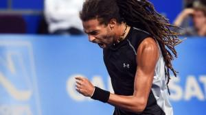 WATCH: Dustin Brown Hits the Most Incredible Tennis Shot You'll Ever See