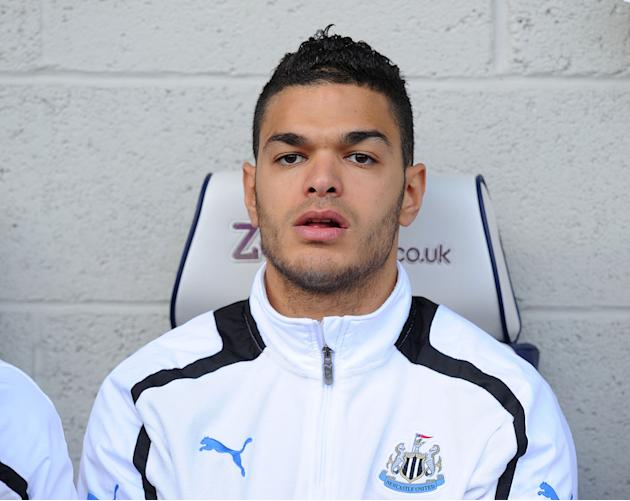 Soccer - Hatem Ben Arfa File Photo