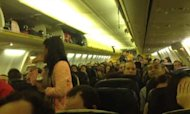 Ryanair Sorry After 'Mutiny' On Delayed Flight