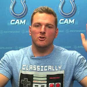 Indianapolis Colts punter Pat McAfee breaks down the Colts schedule