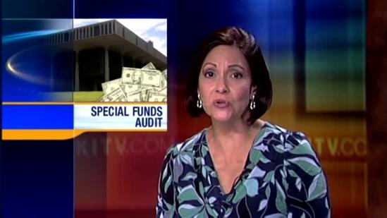 Special funds audit