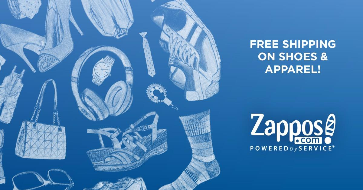 Free Shipping & Returns at Zappos