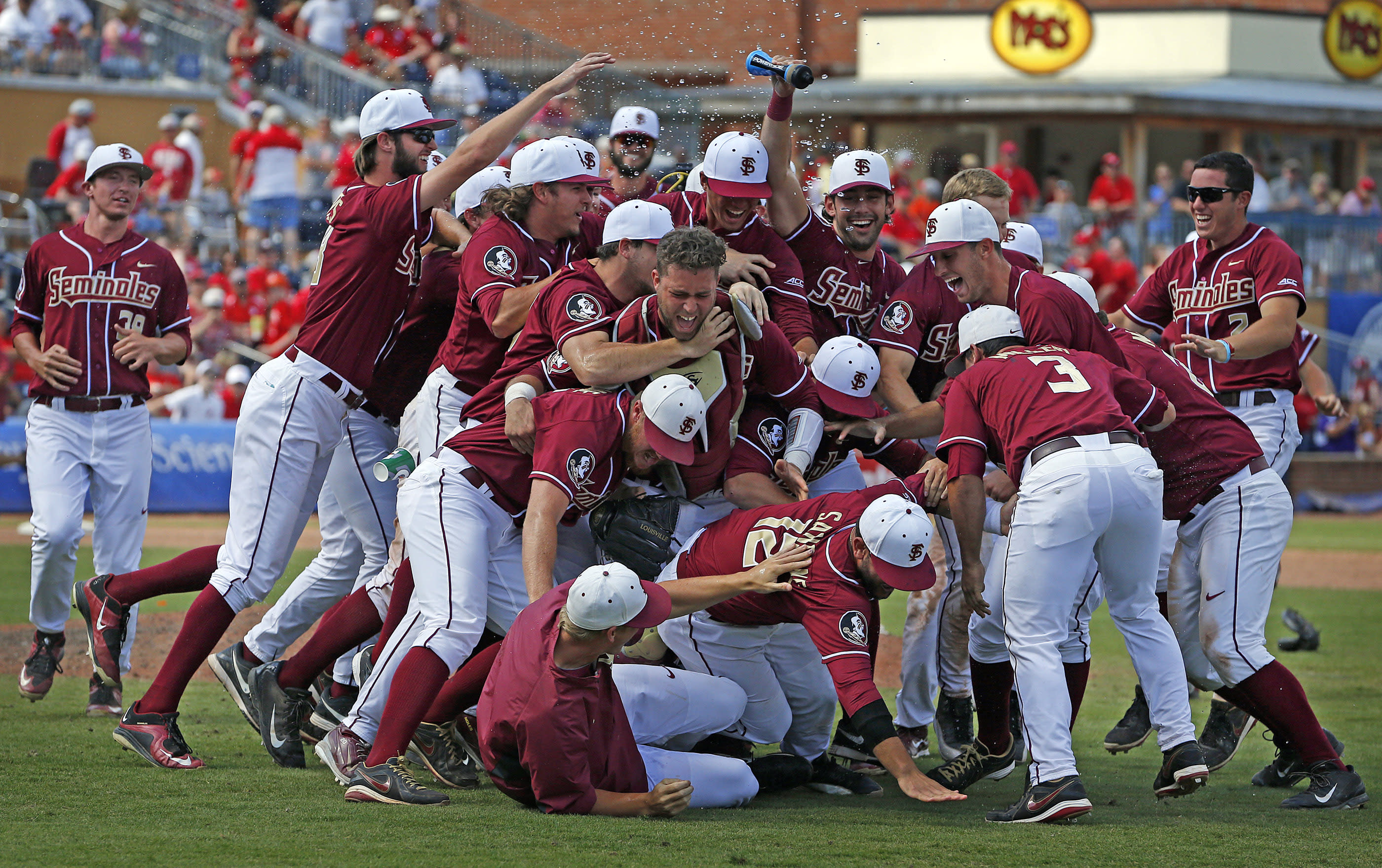 Florida State beats NC State 6-2 in ACC title game