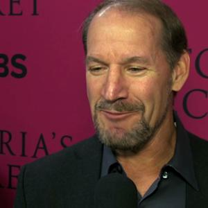 Victoria's Secret Fashion Show - Bill Cowher on Pink Carpet