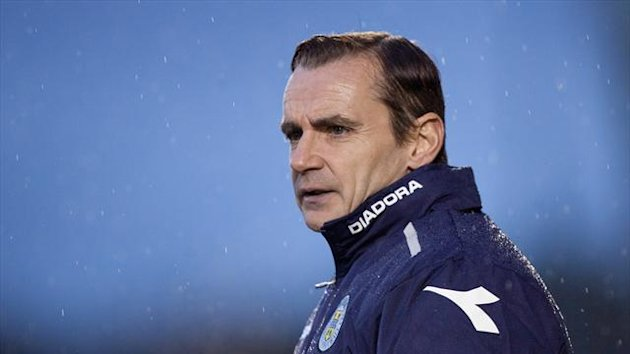 Danny Lennon is aiming to upset the formbook against Celtic at Hampden