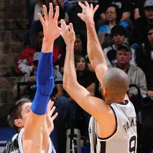 Parker, Ginobili Top The Magic