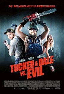 Poster of Tucker and Dale vs. Evil