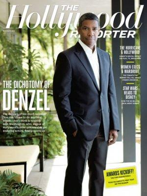 THR Cover: Denzel Washington on the Bible, Tony Scott and the Dangers of Success