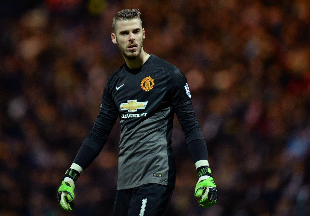 De Gea dismisses talk of van Gaal rift