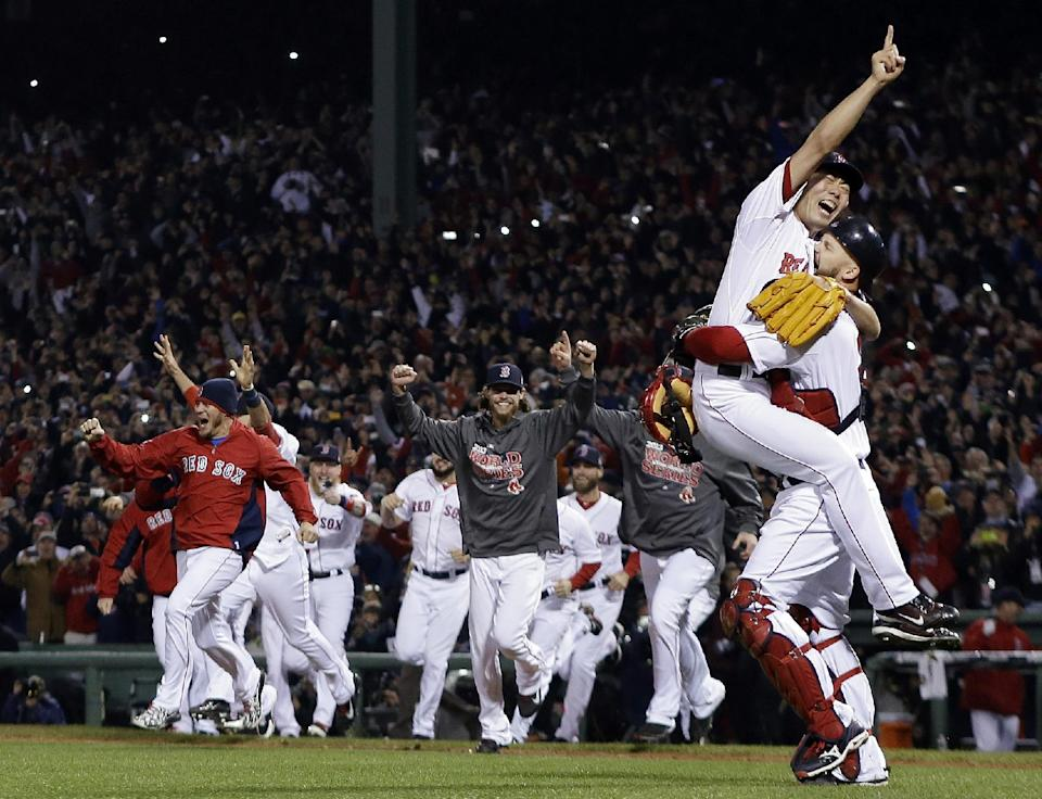 Baseball 2013: Bosox win, Rivera exits, now replay